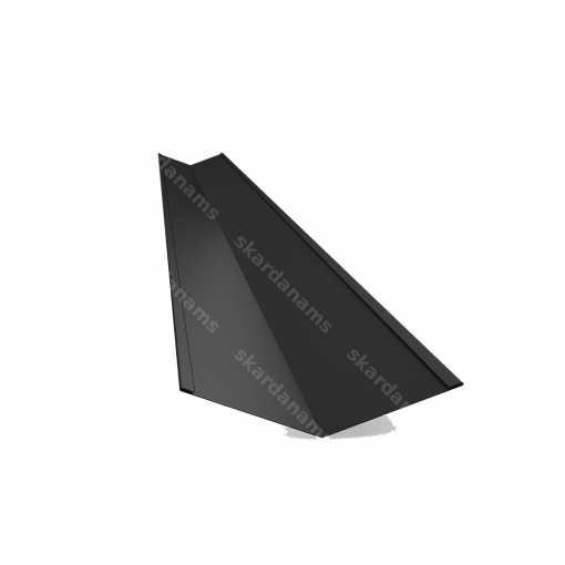 Satekne - skārda metāla izstrādājums ūdens savākšanai no jumta